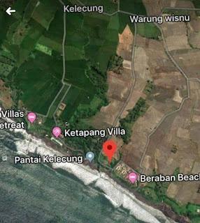 Tanah Los Pantai Tabanan Klecung