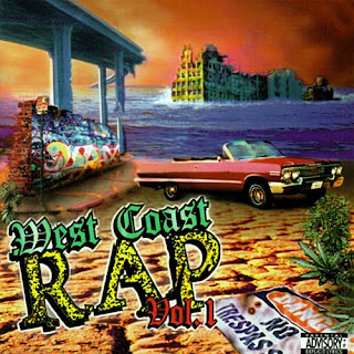 Various Artists - West Coast Rap: Vol. 1 (1996)