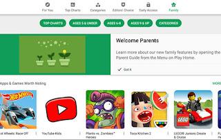 Χιλιάδες δημοφιλείς εφαρμογές Android για παιδιά παραβιάζουν τους κανόνες προστασίας των δεδομένων τους
