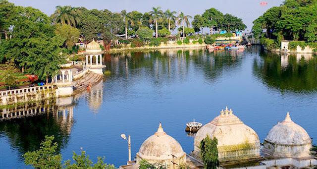 Duddhtalaii Musical Garden Udaipur