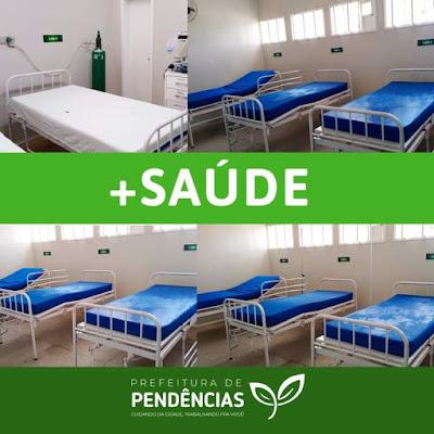 PENDÊNCIAS RN- Hospital Levani de Freitas