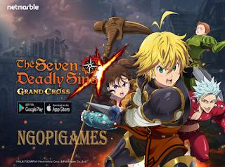 Download The Seven Deadly Sins: Grand Cross Apk English Terbaru
