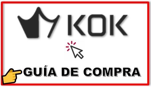 Cómo y Dónde Comprar Criptomoneda KOK Tutorial Español