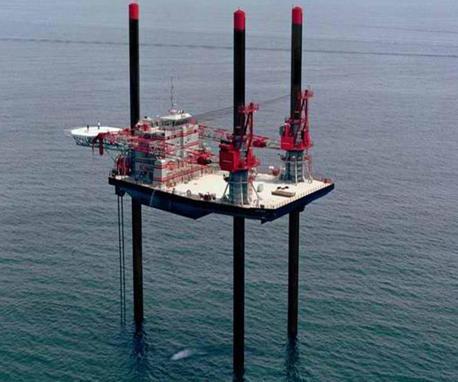 Kamps Energy Liftboat