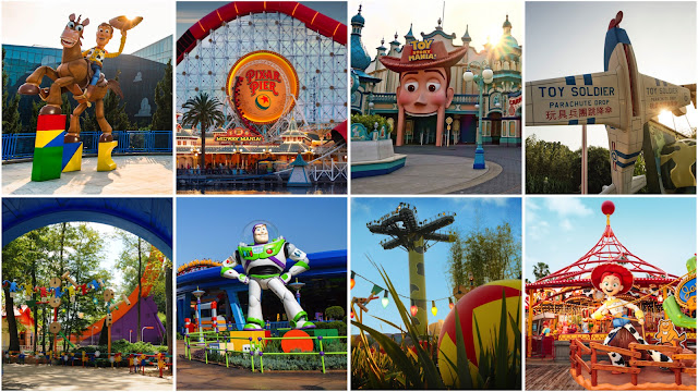 #DisneyMagicMoments, 全球迪士尼分享 Toy Story sunrises, Pixar, Disney Parks, Disneyland Resort, Walt Disney World Resort, Disneyland Resort Paris, Tokyo Disney Resort, Hong Kong Disneyland Resort