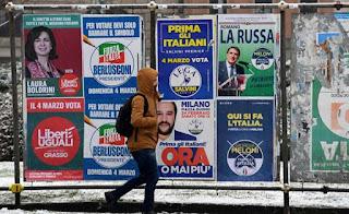 Οι λαϊκιστές στην Ιταλία