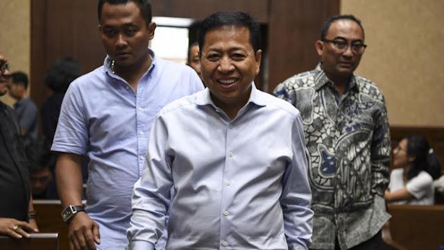 Setya Novanto Dapat 6 Juta Dolar AS dari Proyek PLTU Riau-1