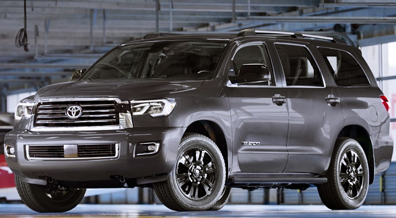 2018 Toyota Sequoia Limited V8 Price
