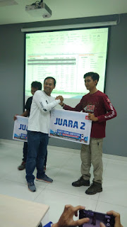 DELEGASI KCS FANDA ILHAM RAIH JUARA 2 SAFETY RIDING