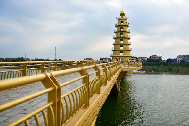 """cây cầu """"kén rể"""" tại Hà Nội"""