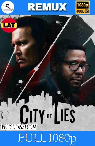 La Ciudad De Las Mentiras (2018) Full HD REMUX & BRRip 1080p Dual-Latino VIP