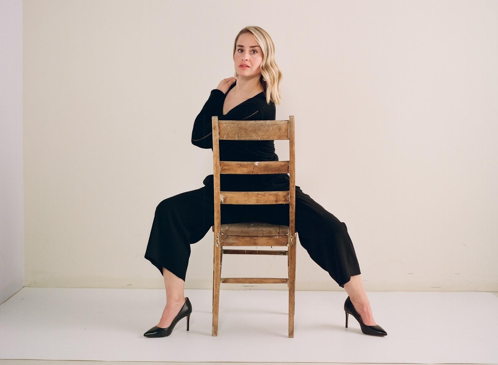 Winter Studio Shoot with Jessica Sansone - Part 2