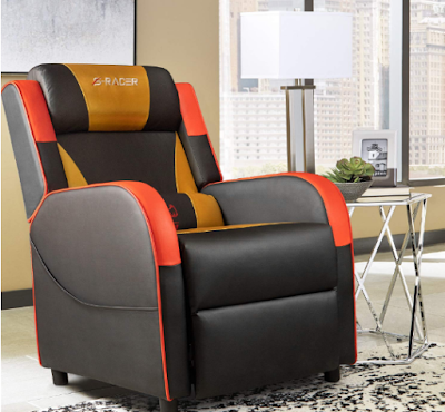 Homall Gaming Recliner Chair Single Living Apartment Sofa chair