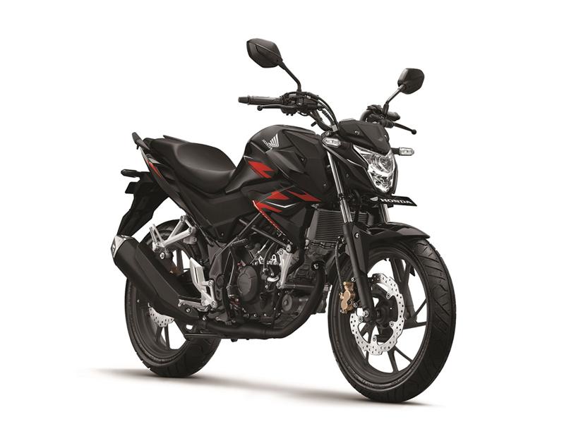 All New Honda CB150R StreetFire, Raja Motor Sport di