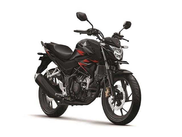 New Honda CB150R StreetFire, Motor Naked Sport Mantap Libas Jalanan