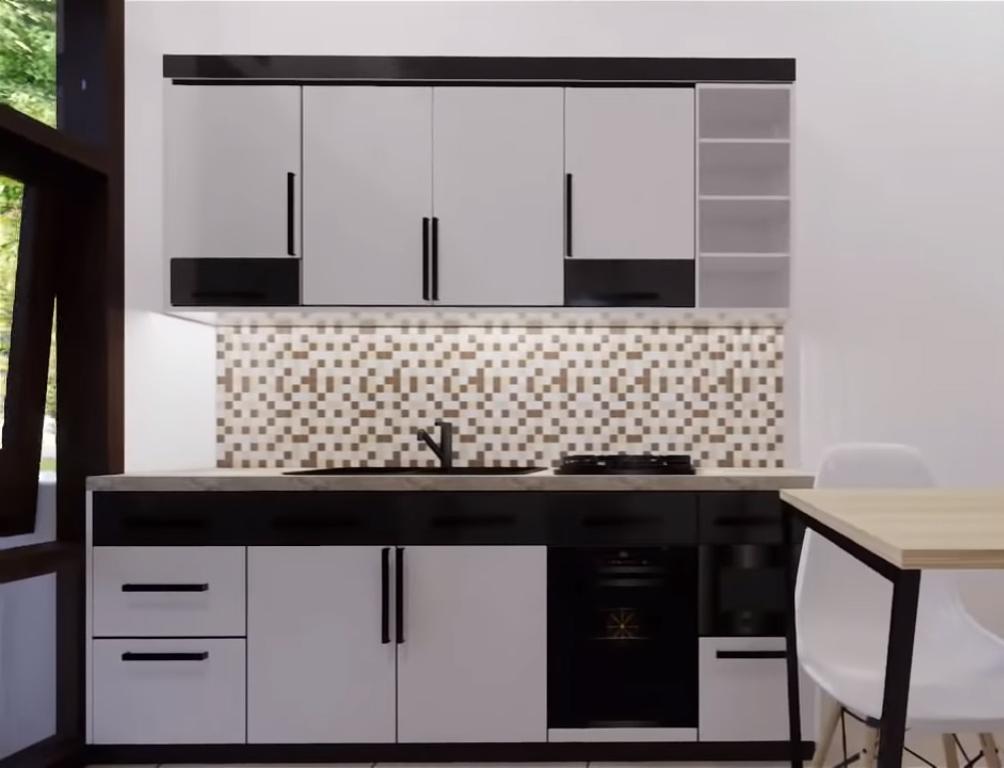 Desain dan Denah Rumah Minimalis Terbaru Ukuran 5 x 12 M ...