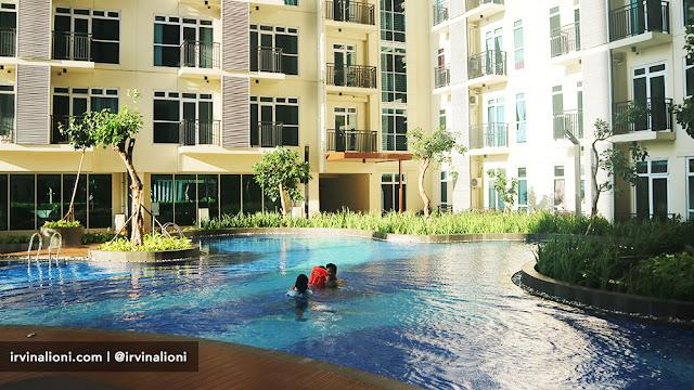 review apartemen puri orchard jakarta barat