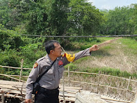 Heboh !! Dua Pekerja Pengangkut Tanah di Desa Pimping Amuntai Kesetrum