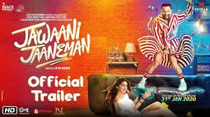 Jawaani Jaaneman Full movie download Leaked Online By Tamilrockers