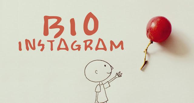 Kali ini penulis akan menunjukkan sedikit teladan bio instagram atau biodata Kumpulan Bio Quotes Instagram (Biodata) Yang Menarik