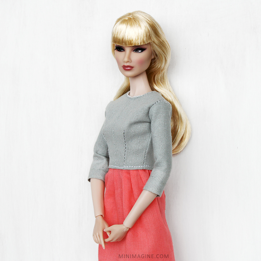 Imogen Fashion Royalty doll