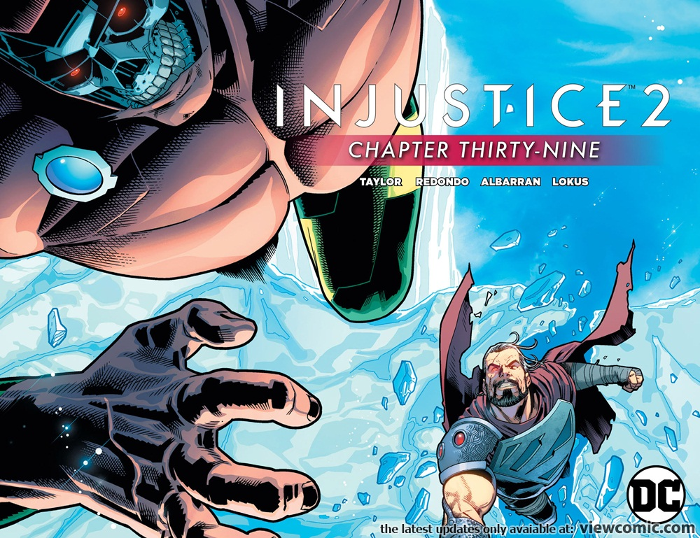 Injustice 2 039 (2018) ……………………………… | Viewcomic reading