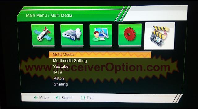 MATRIX ASH S5 MINI HD RECEIVER NEW SOFTWARE WITH ECAST OPTION