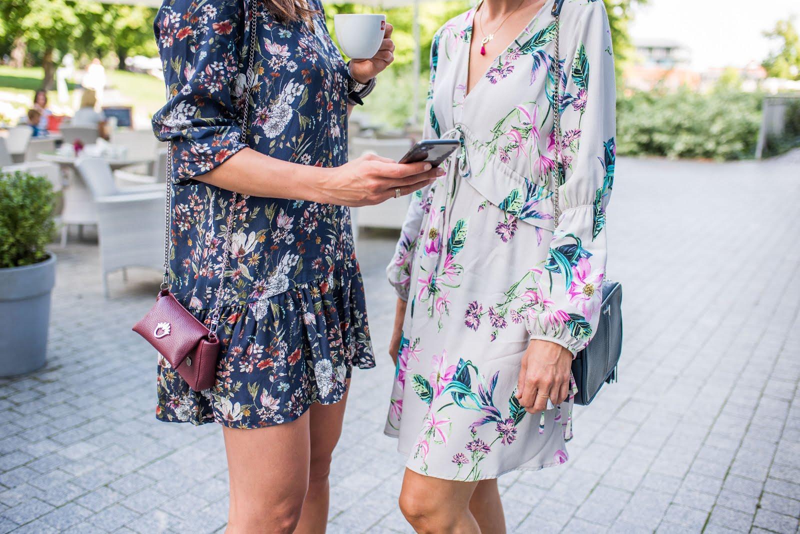 novamoda style, summer in the city, lato w mieście, sukienka w kwiaty, letnia sukienka, modne sukienki,