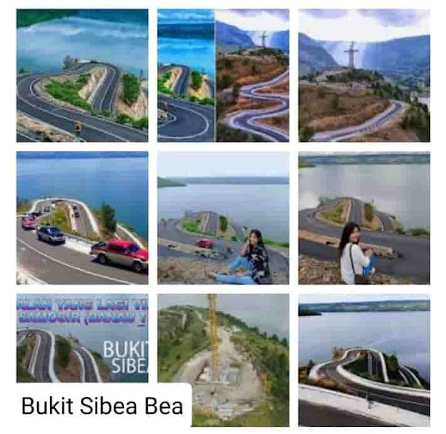 Gambar Bukit Sibea-bea