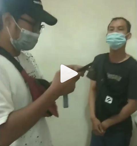 Video Viral, Suami Ngamuk Saat Tahu Istrinya Diintip Orang di Toilet