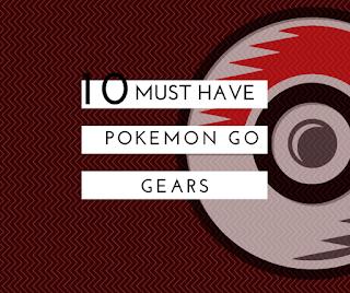 pokemon go gears