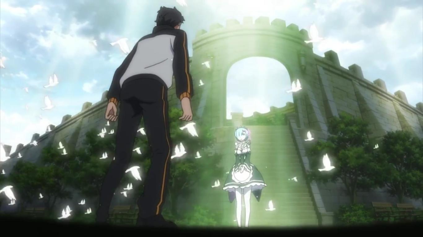 Zero Force Central: Análise de Anime [14] - Re:Zero Kara