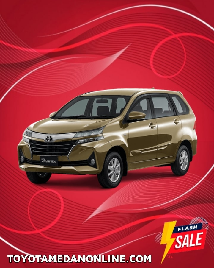Harga Promo Toyota Avanza Medan