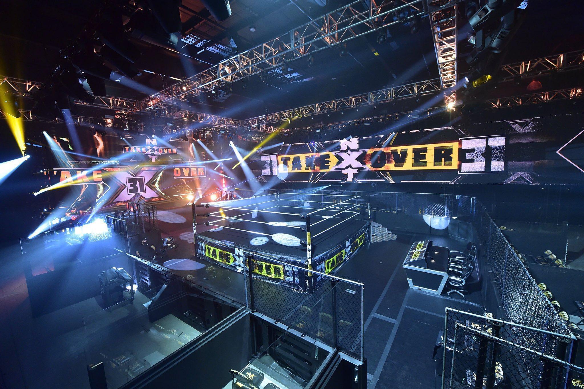 WWE planejando criar um segundo programa do NXT
