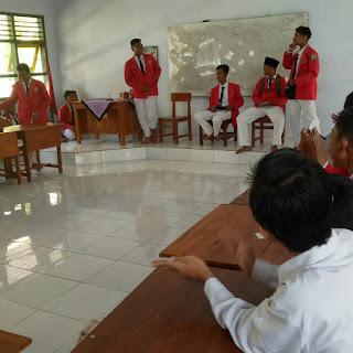 Pemilihan Ketua IPNU IPPNU SMA Syarif Hidayatullah Grati