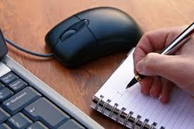 Mendongkrak Ide Serta Gaya Menulis Postingan Blog