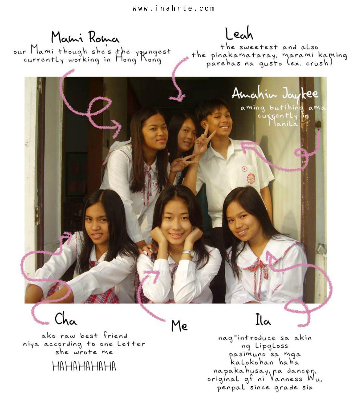 High School Family Tree