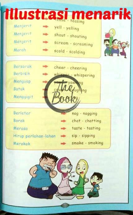 buku mudahnya bahasa inggeris