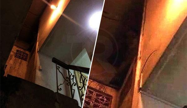 'Setiap malam terdengar bunyi tapak kaki, pintu diketuk kuat' - Lelaki ini kongsi kisah seramnya selepas terjumpa foto rumah sewanya berhantu