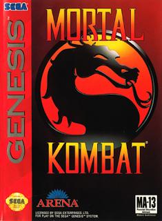 Mortal Kombat (BR) [ SMD ]