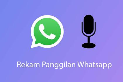 Cara Rekam Panggilan Whatsapp Secara Langsung Cube Call