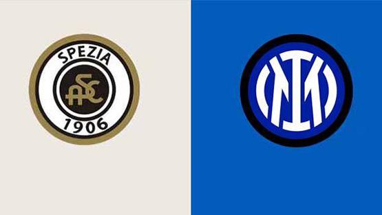مشاهدة مباراة انتر ميلان ضد سبيزيا 21-04-2021 بث مباشر في الدوري الايطالي