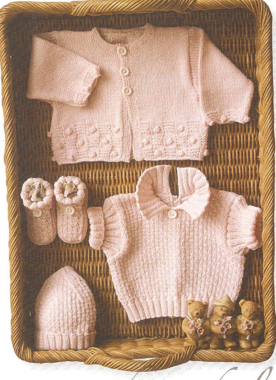 Vintage knitting free patterns gratis breipatronen onder
