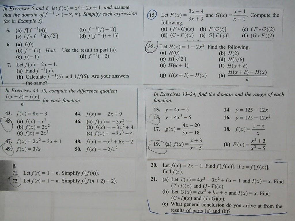 Holt Precalculus Homework Help