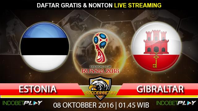 Prediksi Estonia vs Gibraltar 08 Oktober 2016 (Piala Dunia 2018)