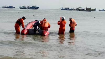 basarnas pencarian korban rembang