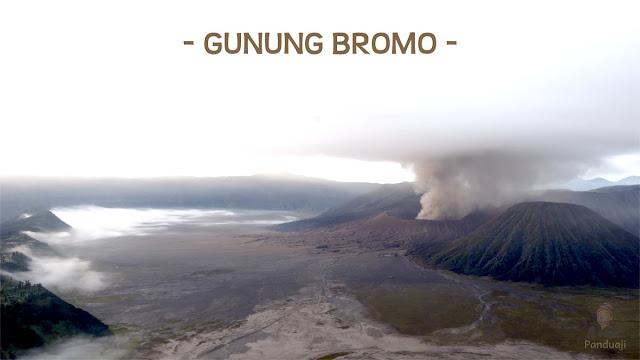 Gunung. Bromo
