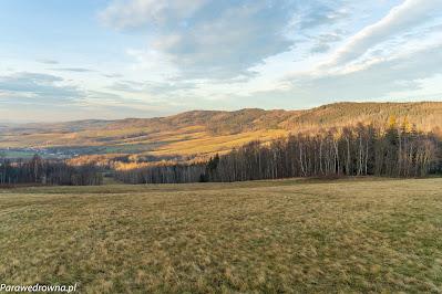 Chrośnickie Kopy (widok z Góry Szybowcowej)