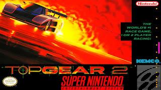 Top Gear 2 (BR) [ SNES ]