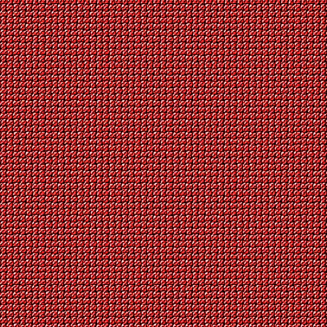 Seamless red flat fabric texture 100% zoom